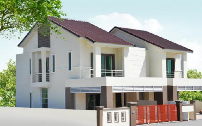 Double Storey Semi-D @ Taman Tawas Jaya